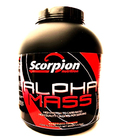 Scorpion Alpha Mass 2.25Kg