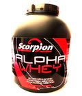 Scorpion Alpha Whey Protein 2.25Kg